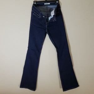 Levi's slimming boot cut jeans 28 x 32